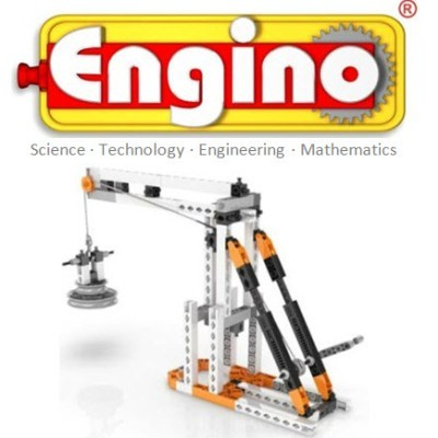 image of Engino Engineering Educational Science Kits