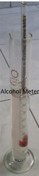 image of bioethanol science fair project alcohol meter