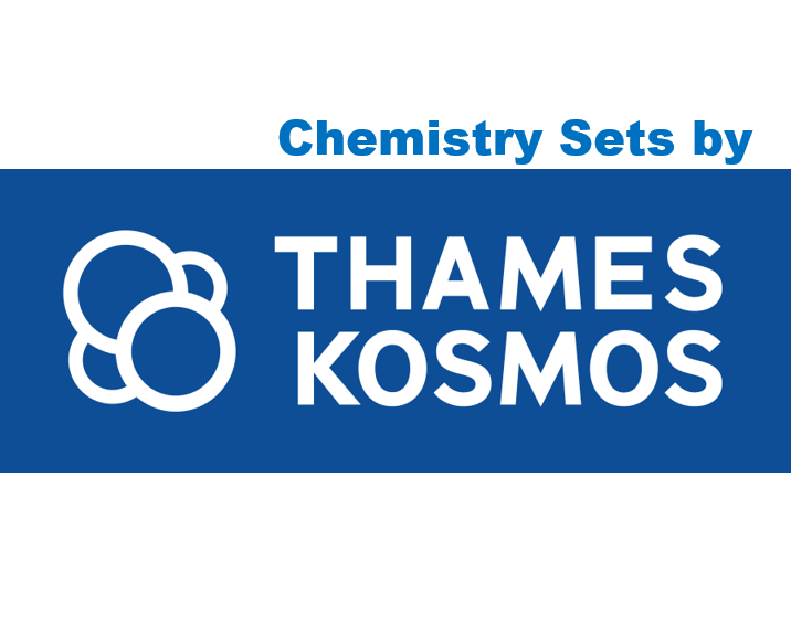 image of Thames and Kosmos Chemistry Sets