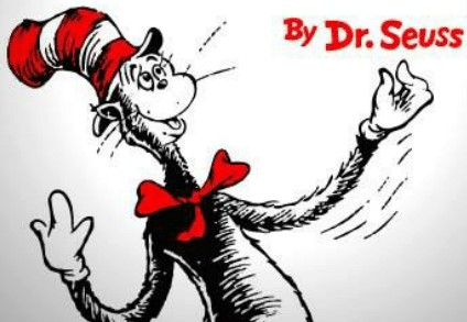 image of Dr Seuss: You have brains in your head