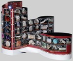 3D Periodic Table Natural Elements