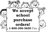 image of school purchase orders