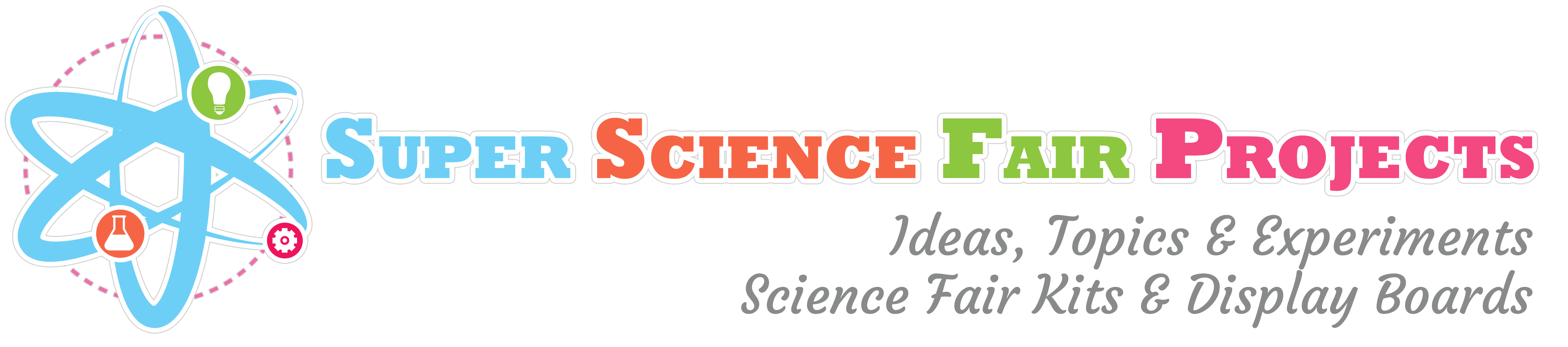 image of Super Science Fair Projects.com Logo
