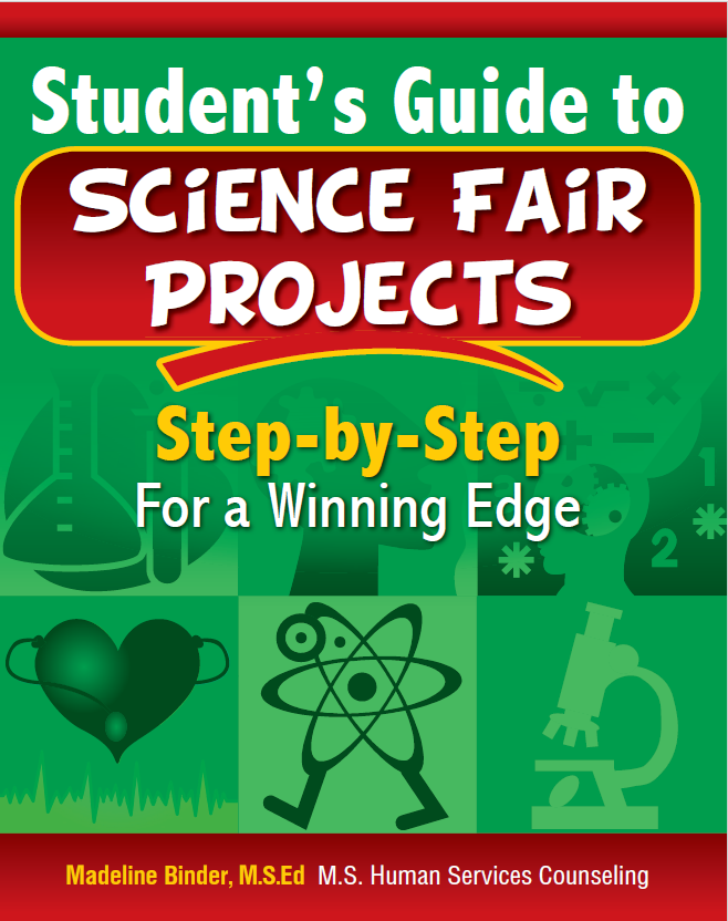 image of science fair projects ebook
