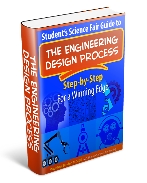 image of Student's Science Fair Guide to the Engineering Design Process