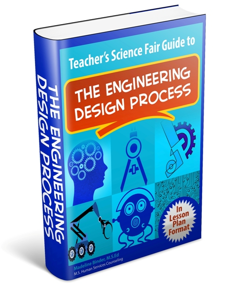 image of Teacher's Science Fair Guide Engineering Design Process