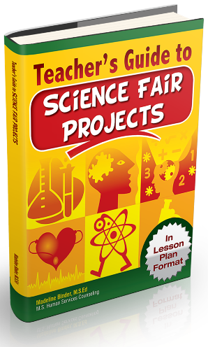 image of Teachers Science Fair Projects Guide ebook