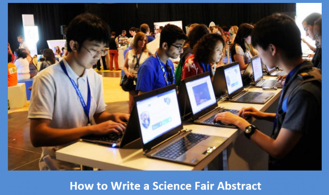 How to Write a Science Fair Abstract