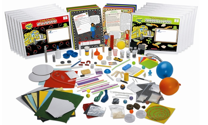Educational Science Kits Summer Activities