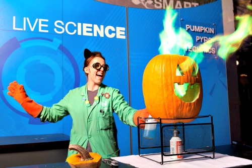 Halloween Science Fair Project Ideas