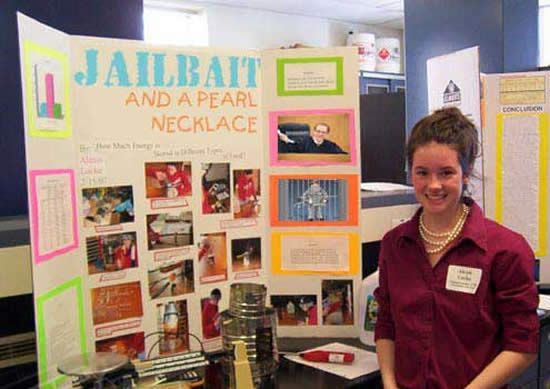 Unusual Science Fair Projects