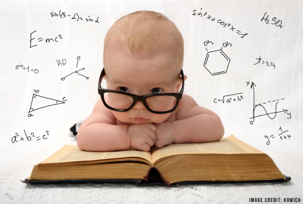 Can You Do Math as Good as a Baby??