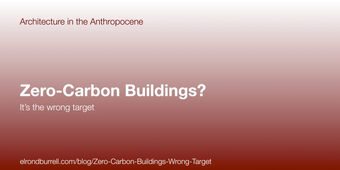 Carbon Free Housing – It's Closer Than You Think