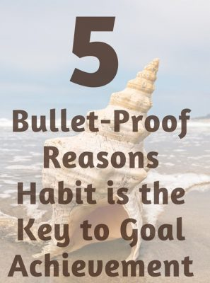 Five Habits That Help You Achieve Your Goal