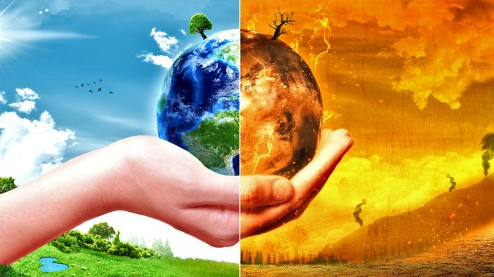 Climate Change article and video