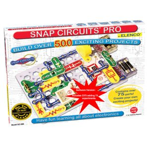 SC-500S Snap Circuits Software Version