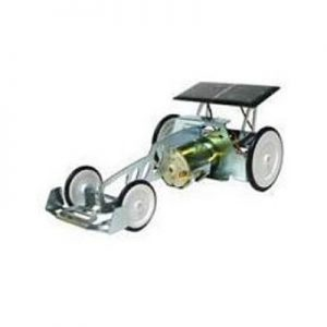 Beginner Solar Power Racer Car Experimental Science Kit