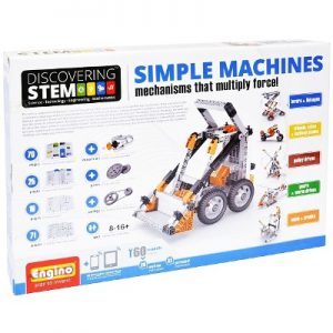Engino Discovering STEM Simple Machines Mechanisms Building Kits