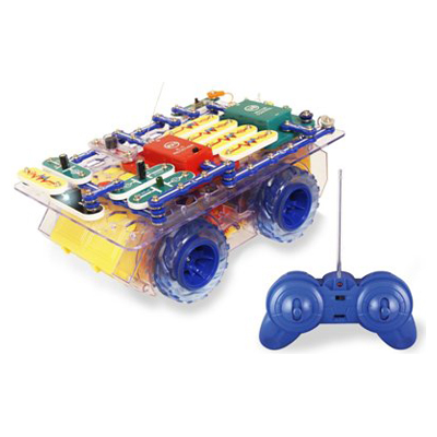 SCROV-10 RC Snap Rover Remote Control Land Rover from Snap Circuits