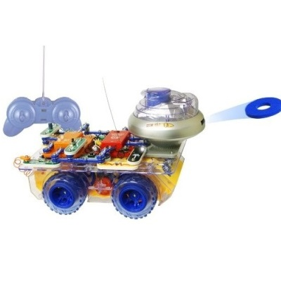 SCROV-50 Deluxe RC Snap Rover Electronic Remote Control by Elenco