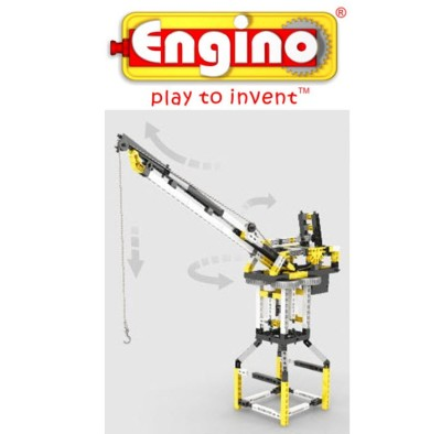 Engino Engineering Educational Science Kits for Kids Ages 6 - 14