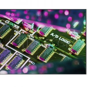 image of electronics educational posters