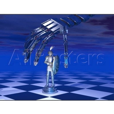 image of robotics posters