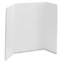 2-ply white science fair project display boards