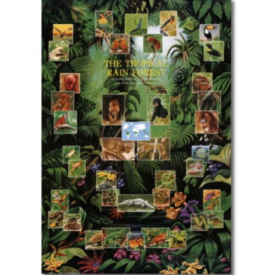 image of educational zoology posters