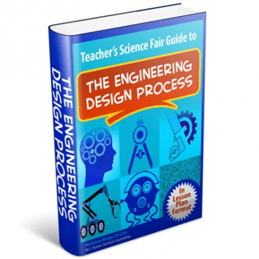 Teacher's Science Fair Guide <BR>Engineering Design Process eBook<BR>Lesson Plan Format