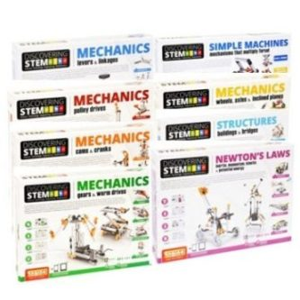Engineering Science Kits w/ Curriculum & Activities