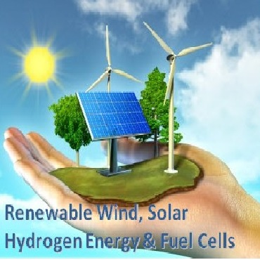 Renewable Energy Solar Science Fair Kits | Wind Solar Hydrogen Energy