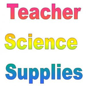Teacher Science Supplies