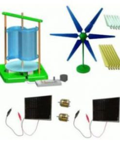 Discount Packages Wind Turbine & Solar Science Fair Experiments Kits