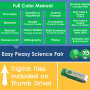 Enzyme Eaters Laundry Detergent Experiment Science Fair Project Kit humb-Drive-Directory
