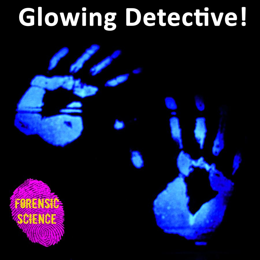 Luminol and Temperature Forensic Experiment