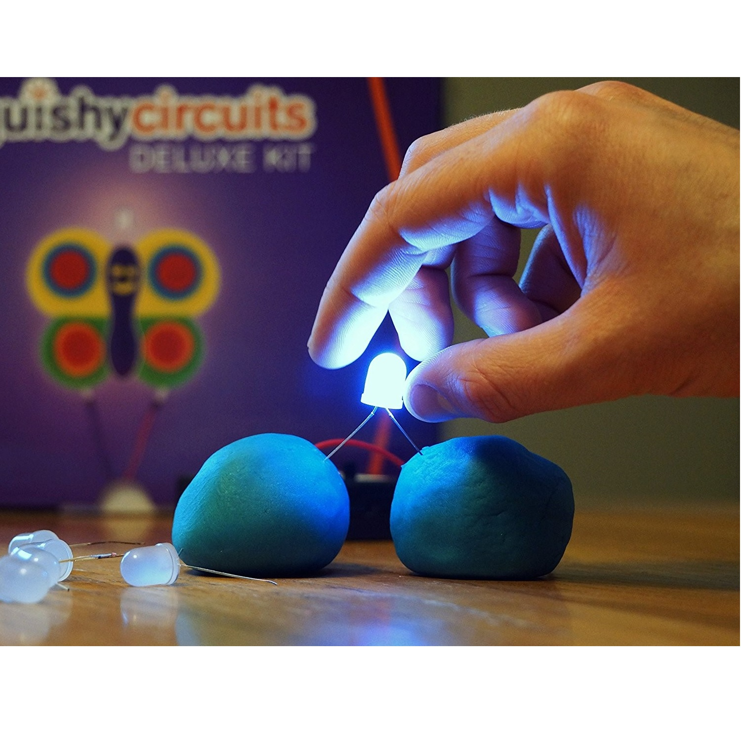 Squishy Circuits Deluxe Project