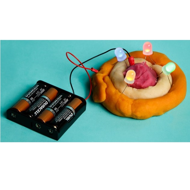 Squishy Circuits Lite Kit Project