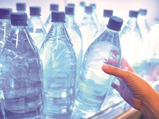 Does Your Bottled Drinking Water Contain Microplastic Particles?