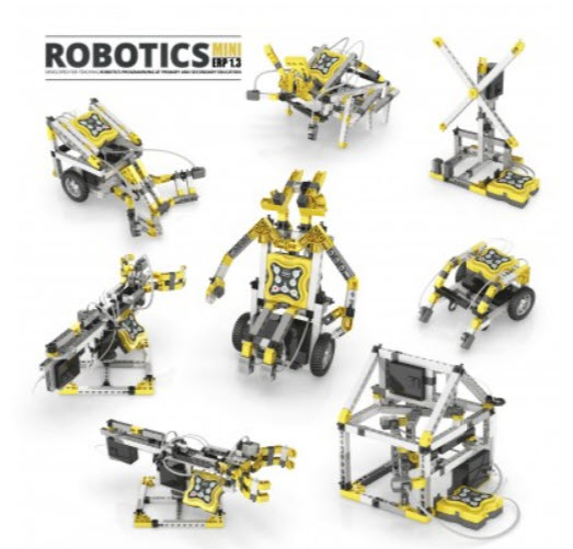 ENGINO STEM Robotics ERP MINI Robot Kit