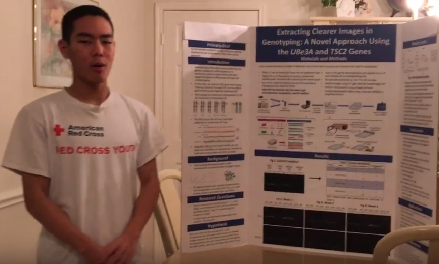 Genotyping Science Fair Project Abstract