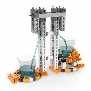 Engino Fluid Dynamics ENGSTEM45 Building Kit - Experiment