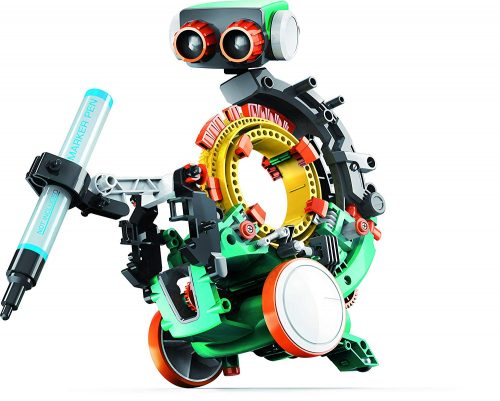 Mech 5 Programmable Coding Robot Drawing