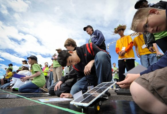 Renewable Energy Education in the Classroom Ideas