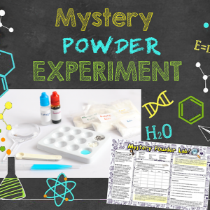 Mystery Powder Lab Kit