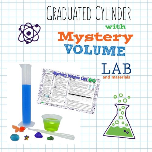 Graduated Cylinder Mystery Volume Lab
