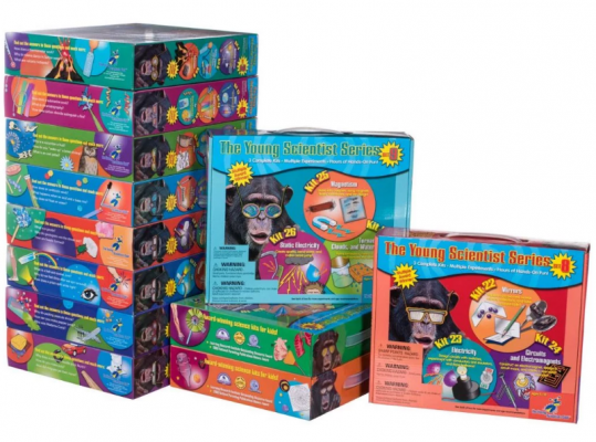Young Scientists Science Club Kits