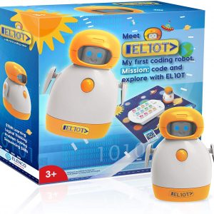 EL10T Coding Robot for Young Children