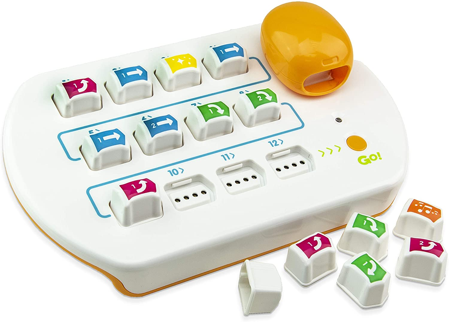EL10T Coding Robot for Young Children Keyboard