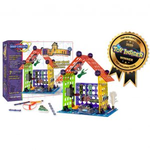 Elenco Snap Circuits My Home Electronics Building Kit